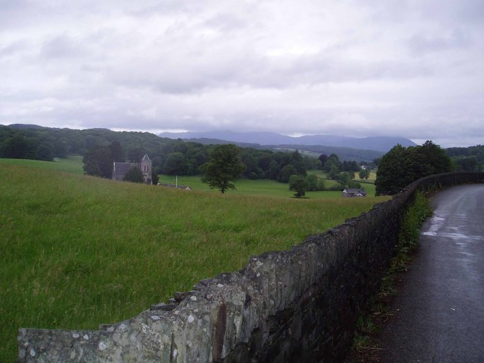 Old Church near Far Sawrey