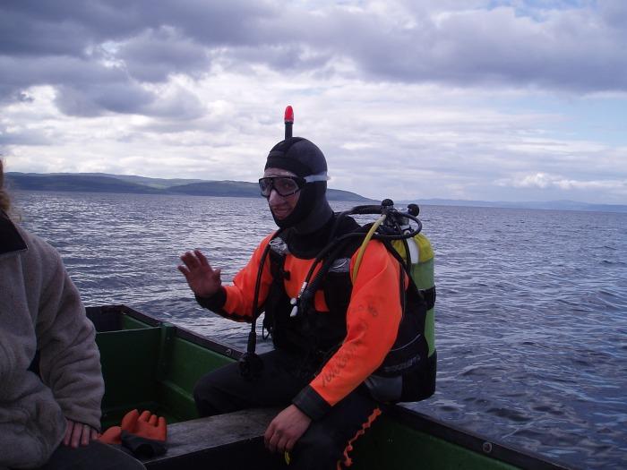 Dan, Kilbrannan Sound