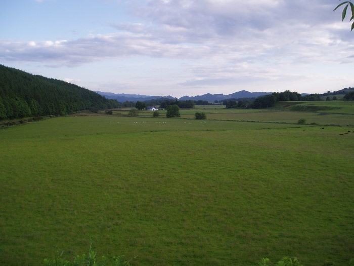 View from Kilmartin