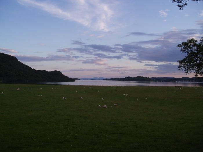 Asknish Bay