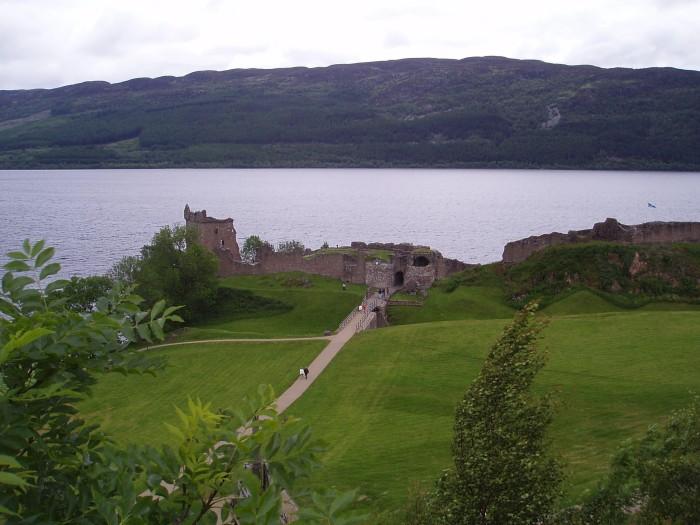 Strone Point, Urquhart Castle