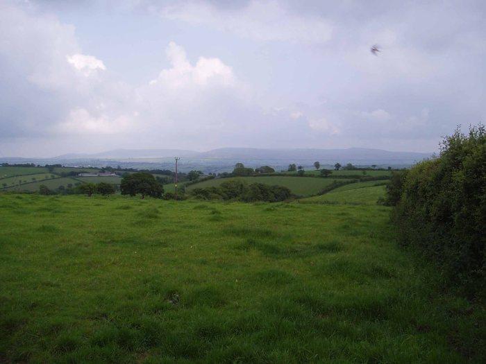 Dartmoor from Bratton Clovelly