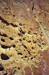 11 Sep 1999 Smith Rock - Light on the Path