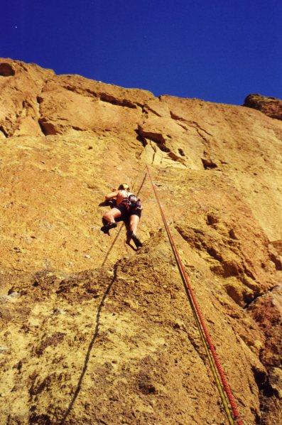18 Sep 1999 Smith Rock - Dancer