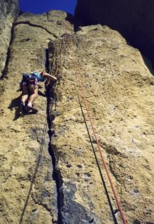 21 Sep 1999 Smith Rock - Bookworm 1