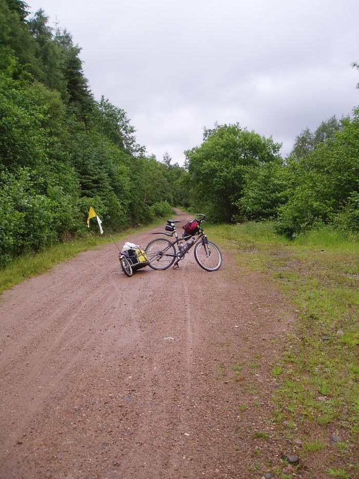 Great Glen Cycle Route