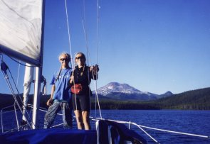 28 Sep 1999 Blue Moon, Elk Lake