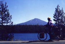 28 Sep 1999 Mount Batchelor, Elk Lake