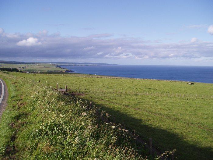 Dunbeath Bay