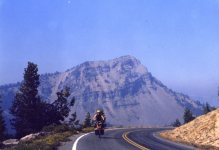 4 Oct 1999 Applegate Peak, Crater Lake