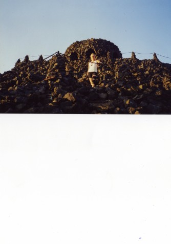 8 Sep 1999 Lava Observatory, McKenzie Pass039