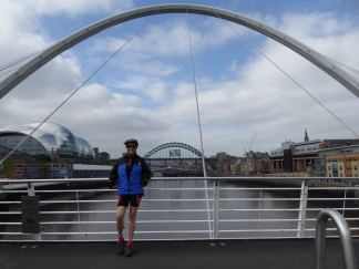 CarriedAway on the Millenium Bridge