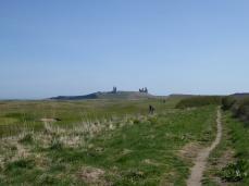 View of Dunstanburgh