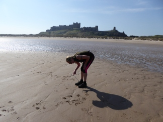 CarriedAway at Bamburgh Castle