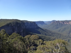 Govetts Leap Lookout, NSW
